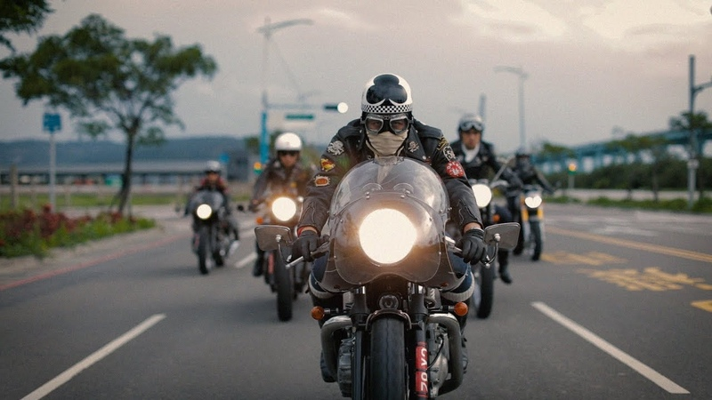 Rockers Cafe Racer Taiwan x Triumph Motorcycles