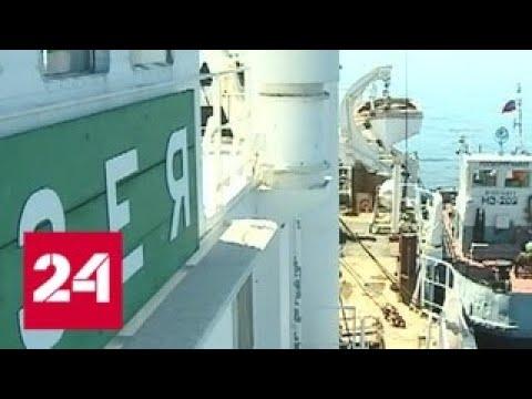 В Амурской области строят крупнейший газоперерабатывающий завод Россия 24