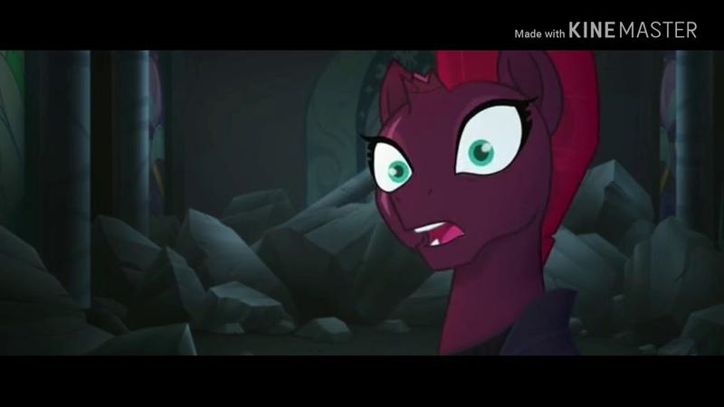 Боль сломала но заставила поверить Буря/ my little pony