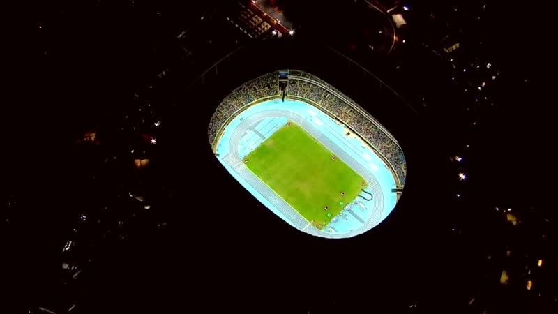 Рио 2016 Последний олимпийский забег Усейна Болта на 100 метров