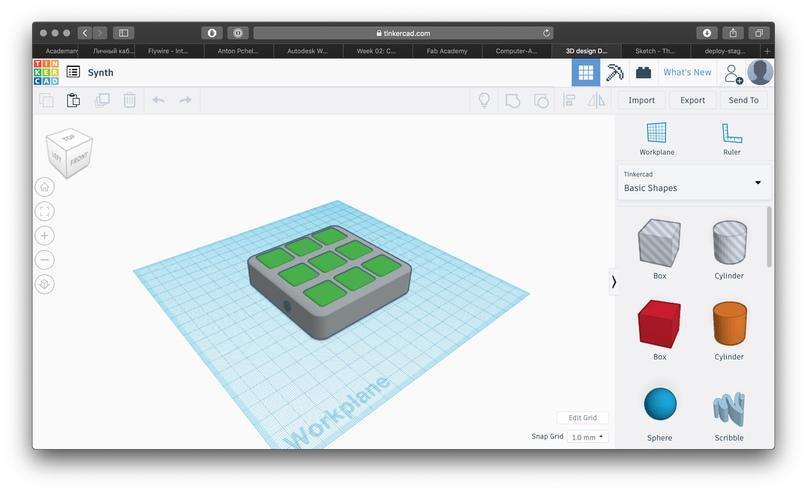 fabinka Computer Aided Design компьютерное проектирование