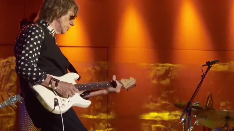 Jeff Beck - Train Kept A-Rollin 2016