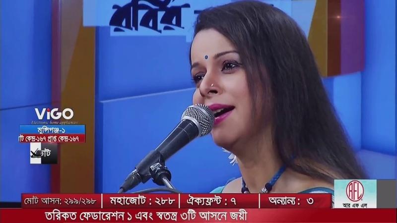 Tomay Gaan Shonabo   তোমায় গান শোনাবো   Rabindra Sangeet   Bengali New Song 2019   Projapoti Music
