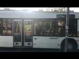 Глава района приехал на автобусе поздравить жительницу Металлостроя с 90-летием
