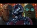 «Матрица Перезагрузка» и «Человек муравей и Оса» - Схожие моменты