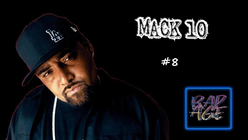 RAP AGE 8. Mack 10