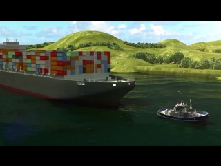 #Overview of the new Panama Canal expansion