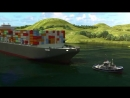 Overview of the new Panama Canal expansion