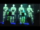 Kraftwerk - Music Non Stop - Spain 2006