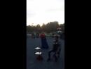 Русская народная пляска Любка (Вечёрка в лагере Красная горка)
