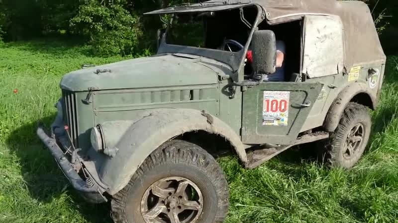 ЕГО можно починить даже КЛЕЩАМИ, OFF ROAD, поломка, ГАЗ-69 лучший ВНЕДОРОЖНИК