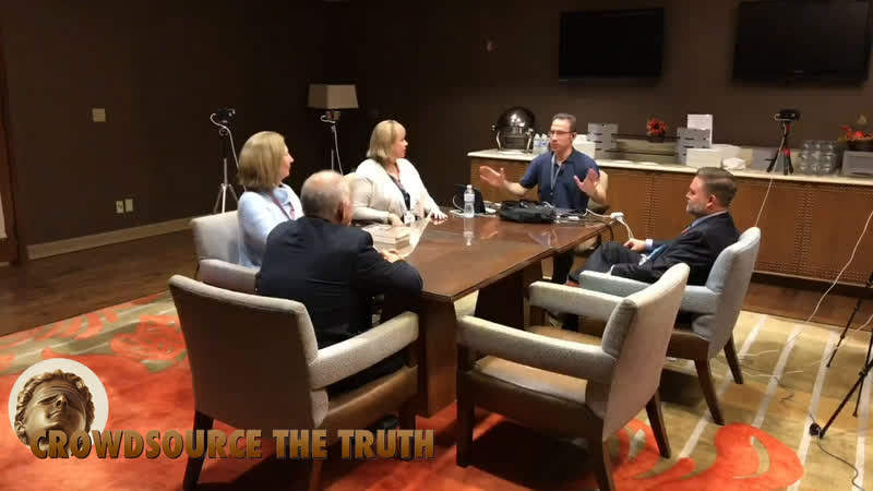 Patriot's Round Table at Operation Classified