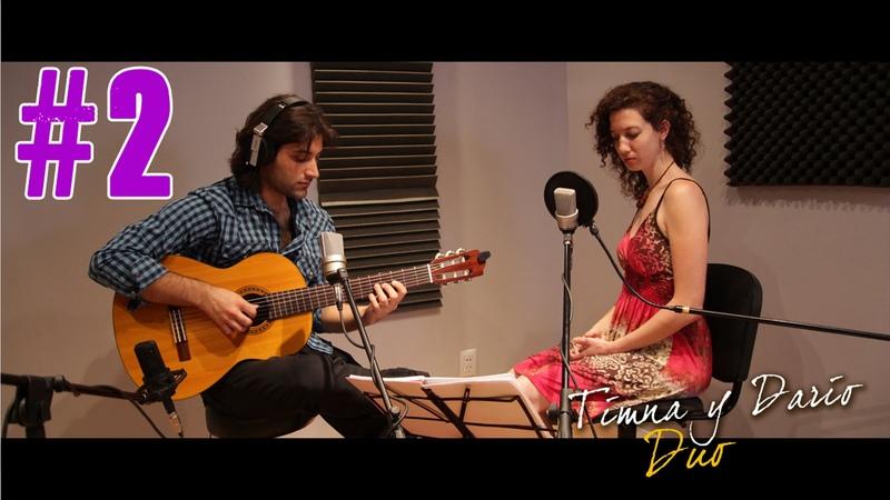 Sesiones Con Amigos 2 - Timna Darío Dúo - Overjoyed (Stevie Wonder)