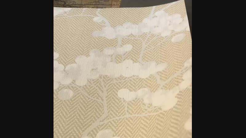 Новинки обойного мира Фабрика KT Exclusive коллекция Selections. ⠀ Данная коллекция это собрание геометрических и растительны