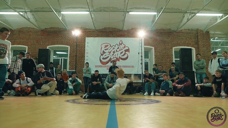 ROCKING STAR 2018 | BREAKING JUNIOR 1x1 | bboy Gekkon vs bboy Angry boy | 1/8 final