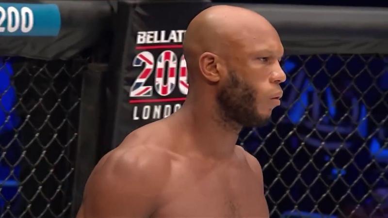 Bellator MMA: Phil Davis vs. Linton Vassell