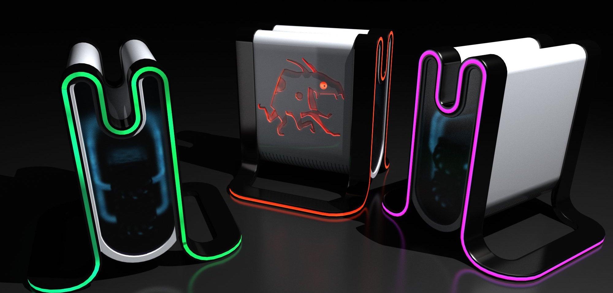 Mad Box - первые изображения игровой консоли
