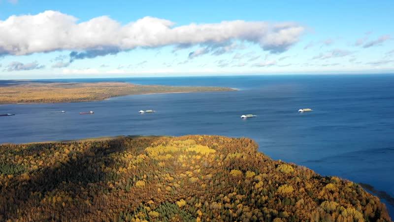 Онежское озеро.MP4
