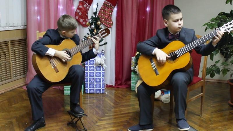 885 Дуэт гитаристов Еремкин Вадим и Юсупов Ильдар г Рузаевка ДШИ 1