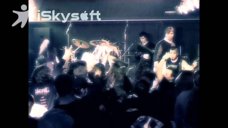 Disgorge - Next Mortuary Division (Live)