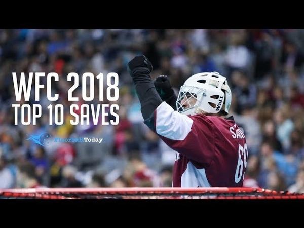 Top 10 Saves World Floorball Championships 2018