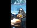 The Dining Nun