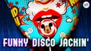 Best of Funky Disco House Jackin' House Mix – May 2018