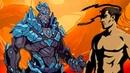 МЕГАЛИТ победа после ТИТАНа мультик игра шадоу файт 2 Shadow Fight 2 Бой с тенью 64 КИД КРУТИЛКИНЫ