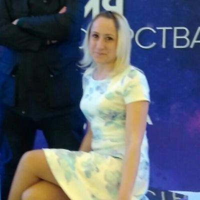 Евгения Тарасова (Ребизова)
