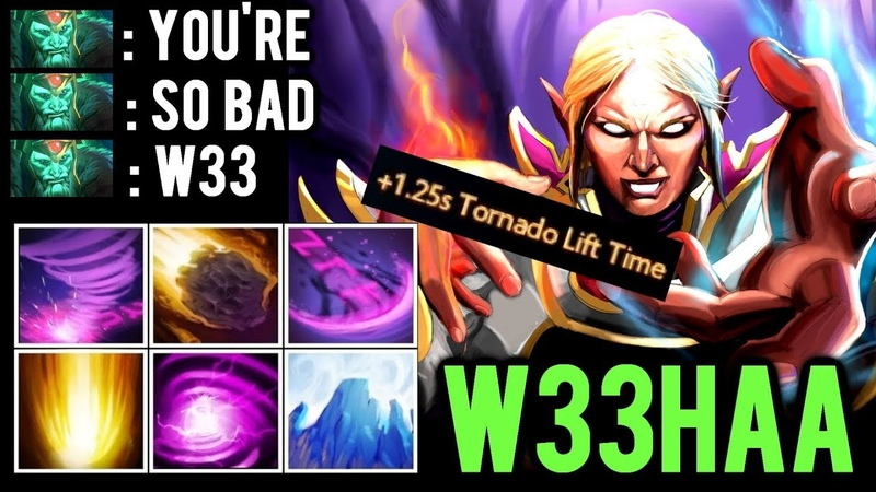 Don't Mess with w33 Invoker - Pianist Show with Lowest Pick Rate Talent