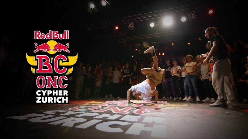 Basil VS Baby OG | Red Bull BC One Zürich City Cypher 2018 | Final