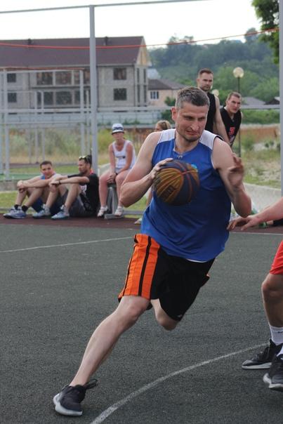 """Кубок спортивного клуба """"Пирамида"""" по баскетболу 3х3"""