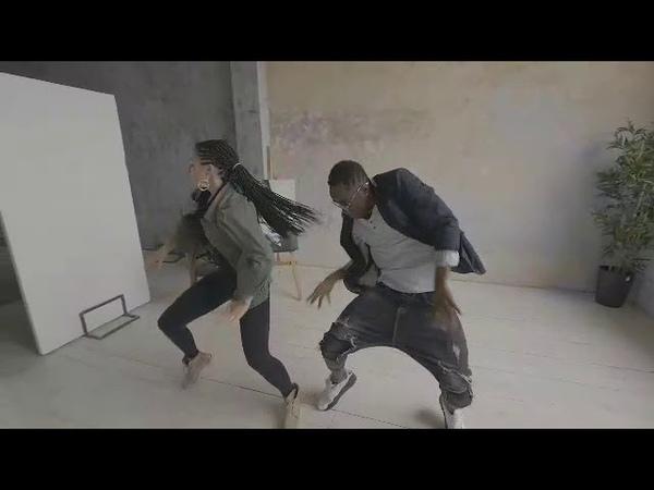DHK CLAUDIO BLACKEAGLE FT KATRIN WOW - COUPLE UP CHOREO | Danceproject.info