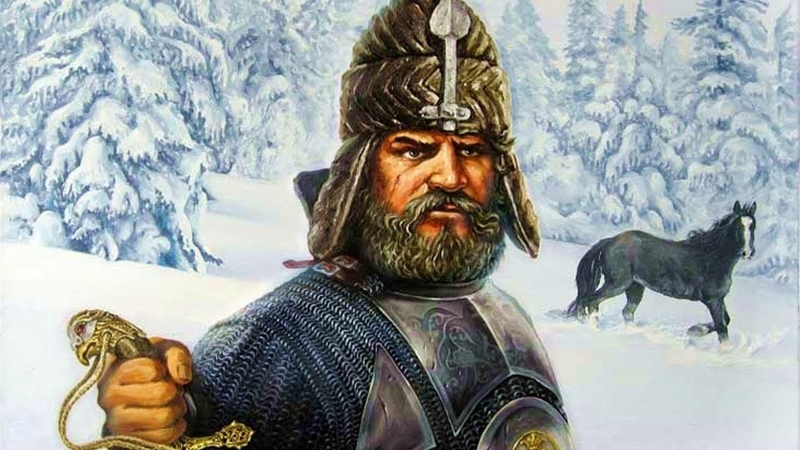 Ермак Тимофеевич, покоритель Сибири (рассказывает историк Ольга Соколова)