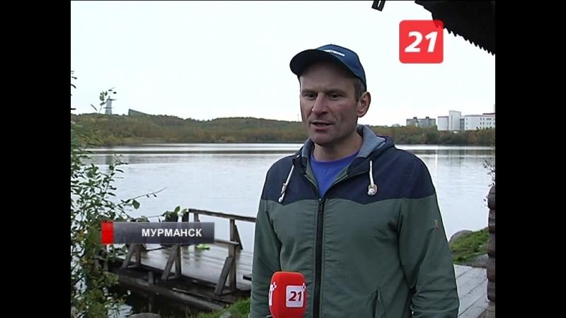Мурманские «моржи» готовы встать на защиту домика на берегу Семёновского озера
