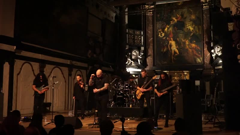 Clouds - If These Walls Could Speak (Live in Belgium, Amuz Cathedral)