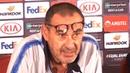 Maurizio Sarri Full Pre-Match Press Conference - PAOK v Chelsea - Europa League