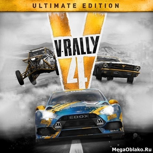 V-Rally 4: Ultimate Edition (2018/RUS/ENG/MULTi10/RePack by SpaceX)
