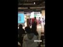 Igor Andreev's public talk at Podium market 2