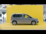 Новый минивен Opel Combo