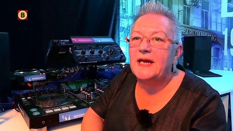 'Gaan met die banaan' 61 jarige hardcore dj Philemon is rijzende ster