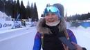 Биатлон Кубок мира 2018 19 Евгения Павлова о дебютной гонке в Поклюке