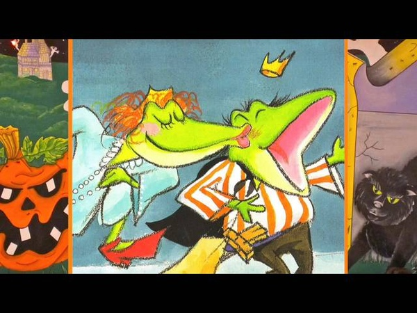 Halloween story time for Kids Froggys Halloween