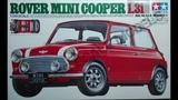 Обзор Rover Mini Cooper 1.3i Tamiya 112 (сборные модели)