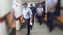 Задержанный организатор незаконных миграций после приговора