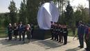 Торжественное открытие памятника Герою России Дмитрию Разумовскому в Зеленограде