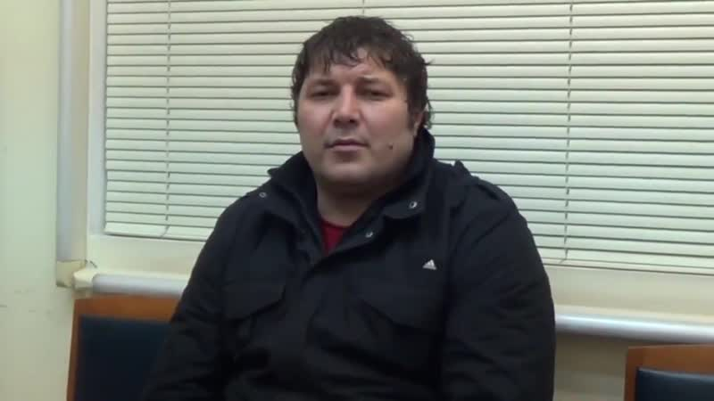 Задержан Хазвах Черхигов - член банды Басаева, который участвовал в захвате заложник
