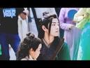 [Hậu trường] Tạo hình nam chính Ngụy Vô Tiện (Tiêu Chiến) - Phim 'Trần tình lệnh'