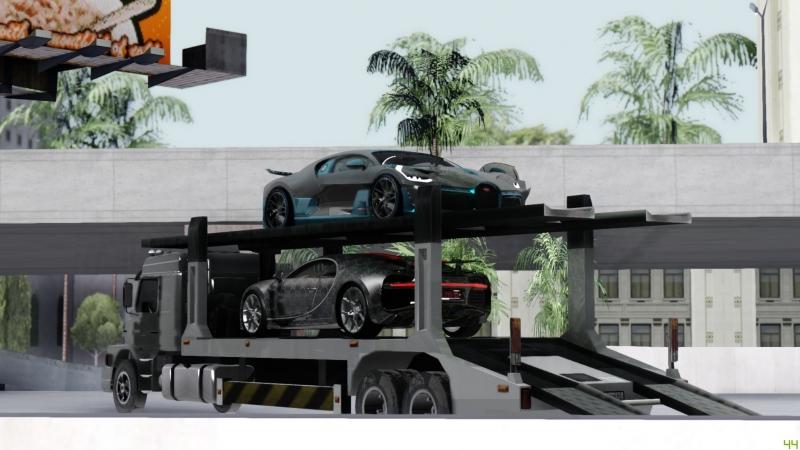 Bugatti Chiron Divo - AVALON MTA