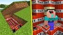 НУБ НАШЕЛ СЕКРЕТНУЮ БАЗУ из ДИНАМИТА В Майнкрафте! Minecraft Мультики Майнкрафт троллинг Нуб и Про